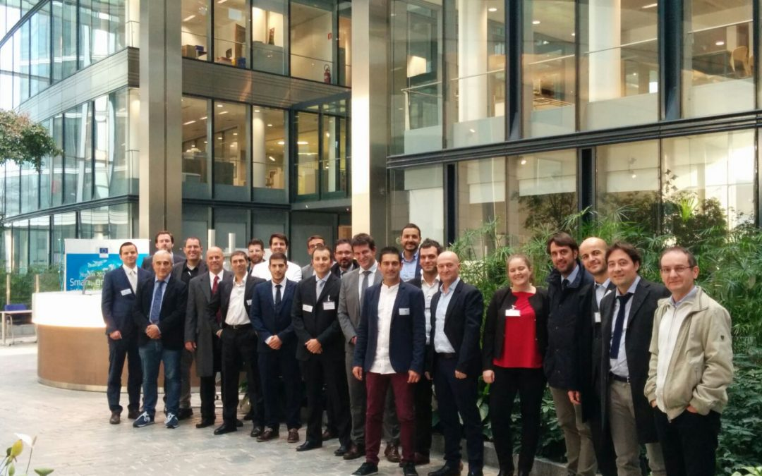 The kick-off meeting of PROGRAMS was held in Brussels