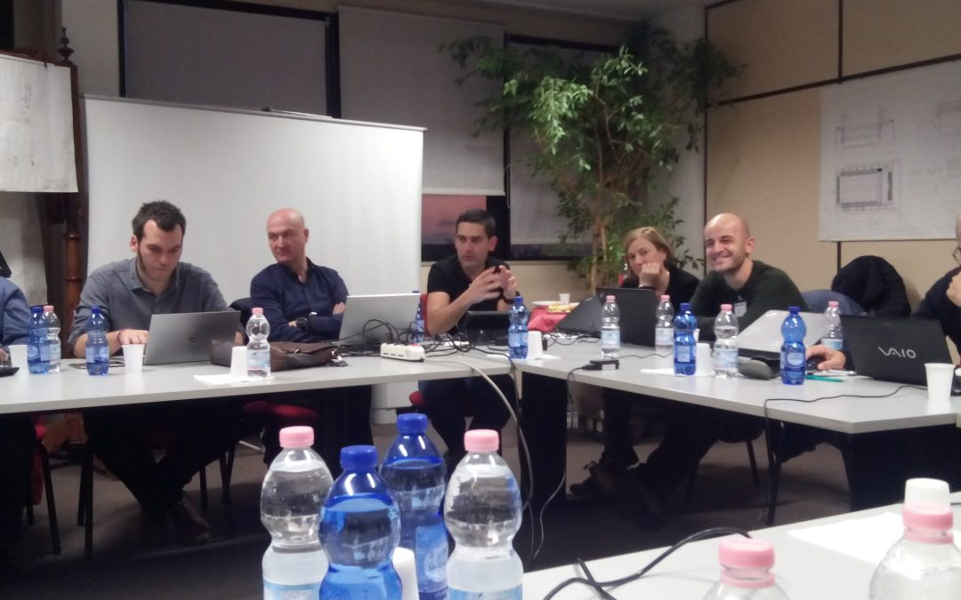 The 2nd Technical Meeting of PROGRAMS was held in Turin